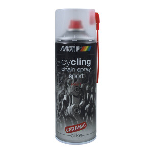 Motip Cycling kettingspray sport voor fietsen | Afmeting 400 ml