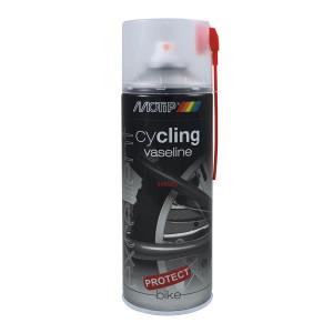 Motip Cycling vaseline spray voor fietsen | Afmeting 400 ml