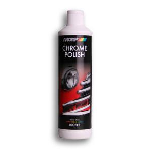 Motip Chroom poets voor fietsen | Afmeting 500 ml