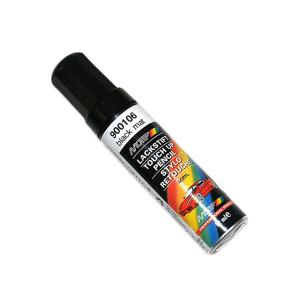 Motip Lakstift mat zwart voor fietsen | Afmeting 12 ml