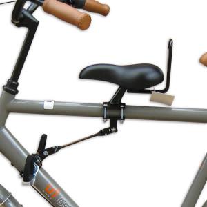 Zadel op stang - model 2 voor fietsen