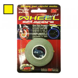 3m Wheel reflection tape voor fietsen   Afmeting 5 mm x 6 m