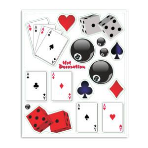 Stk. cards + gambles voor fietsen | Afmeting 24 x 20 cm