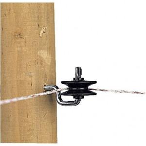 Gallagher Rolisolator voor houten palen (5) - 010707GAL