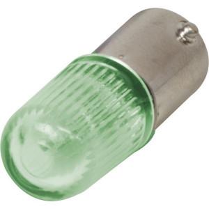 New-Elfin Neon lamp BA9S 240V 0,3W groen - 010BA9NV220