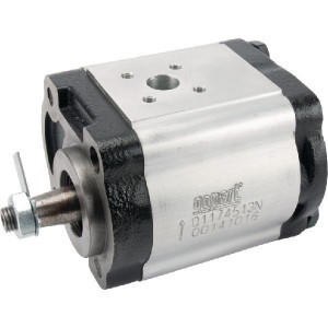 Gopart Hydrauliekpomp 16cc - 01174513N | 16 cc/omw | 250 bar p1 | 280 bar p2 | 300 bar p3 | 3000 Rpm omw./min. | 600 Rpm omw./min. | 115,9 mm | 115,9 mm | 40 mm | 35 mm