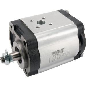 Gopart Hydrauliekpomp 19cc - 01176452N | 19 cc/omw | 220 bar p1 | 250 bar p2 | 270 bar p3 | 3000 Rpm omw./min. | 500 Rpm omw./min. | 121,6 mm | 121,6 mm | 40 mm | 35 mm