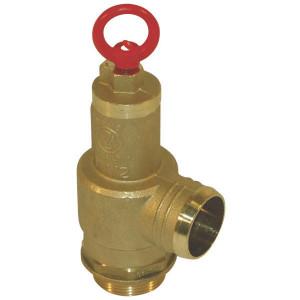 """MZ Overdruk ventiel 1 1/4"""" - 0125013   1 1/4 BSP Inch   195 mm   1 1/4 Inch"""