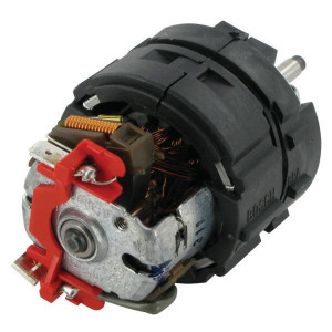 Kachelmotor 12V Bosch wit - 0130007309 | 59 mm | 6 mm | 103 mm