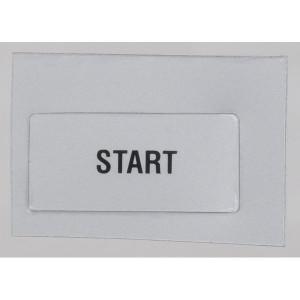 "New-Elfin Label ""START"" - 02026T"