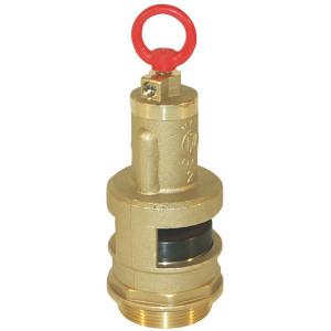 """MZ Overdruk ventiel 2"""" - 0205513   2 BSP Inch   195 mm   2 Inch"""