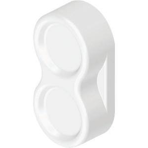 New-Elfin Beschermkap drukknop, dubbel - 020CGP2