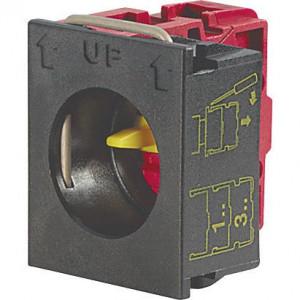 New-Elfin Contactelement NC - 020GE01 | Complete samenstelling | Eenvoudig bestellen | 6 A AC-15 115V | 1,5 A AC-15 400V | 1,5 A AC-15 500V | 2,5 A DC-13 24V | 1,4 A DC-13 42V | 1 A DC-13 60V | 0,6 A DC-13 110V | 0,3 A DC-13 220V | 10 A AC-15 24V