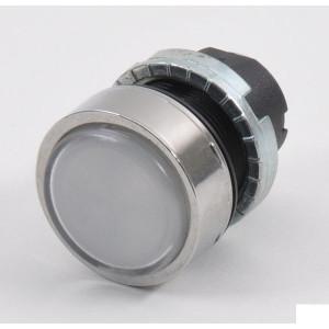 New-Elfin Signaallamplens naturel - 020LTBBIW | Complete lamphouder | Eenvoudige montage | UL, CSA, RINA, IMQ | transparant | 2W max. W