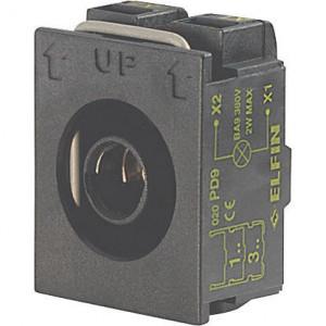 New-Elfin Lamphouder - 020PD9 | Snelle montage | 020 schakelaars | Met of zonder lamphouder | BA9S norm