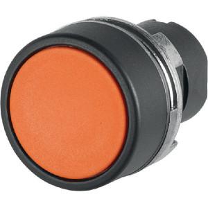 New-Elfin Drukknop - 020PIA | Diverse kleuren leverbaar | UL, CSA, RINA, IMQ | 65 IP | 2x10E6 schakelingen | Oranje