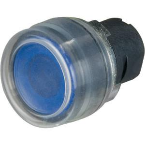 New-Elfin Drukknop met rubber kap - 020PLICGBL | UL, CSA, RINA, IMQ | 2x10E6 schakelingen