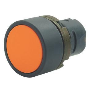New-Elfin Drukknop oranje - 020PPTAIAK | 2x10E6 schakelingen | Oranje