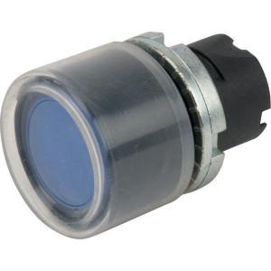 New-Elfin Drukknop rubber kap blauw - 020PPTCGLBL | UL, CSA, RINA, IMQ