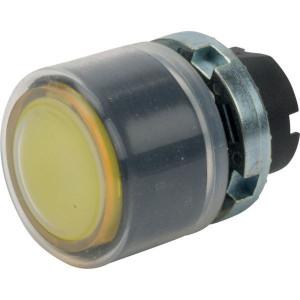 New-Elfin Drukknop rubber kap geel - 020PPTCGLG | UL, CSA, RINA, IMQ