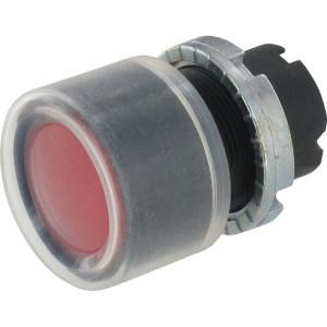 New-Elfin Drukknop rubber kap rood - 020PPTCGLR | UL, CSA, RINA, IMQ