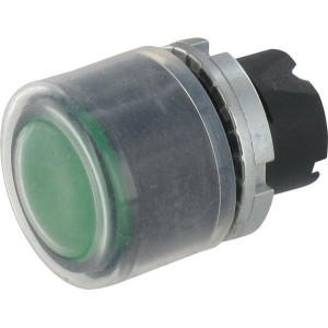 New-Elfin Drukknop rubber kap groen - 020PPTCGLV | UL, CSA, RINA, IMQ