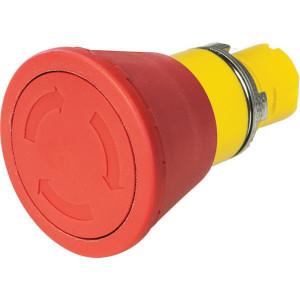 New-Elfin Noodstop knop 50mm - 020PTAASRK | UL / CSA / RINA / IMQ | 0,3x10E6 schakelingen