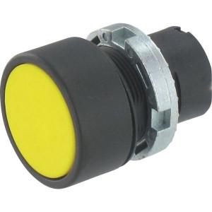 New-Elfin Drukknop geel - 020PTAIGK | Diverse kleuren leverbaar | UL, CSA, RINA, IMQ | 65 IP | 2x10E6 schakelingen