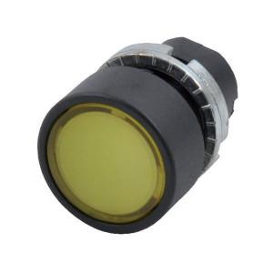 New-Elfin Verlichte drukknop geel - 020PTAILGK | UL, CSA, RINA, IMQ | 2x10E6 schakelingen