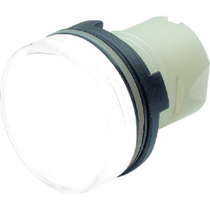 New-Elfin Signaallamplens - 020ULB | Complete lamphouder | Eenvoudige montage | UL, CSA, RINA, IMQ | 2W max. W
