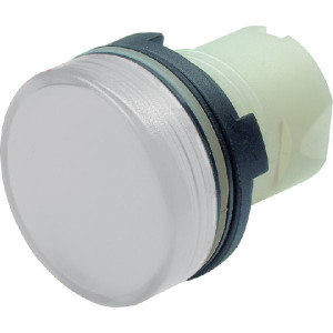 New-Elfin Signaallamplens - 020ULI | Complete lamphouder | Eenvoudige montage | UL, CSA, RINA, IMQ | transparant | 2W max. W