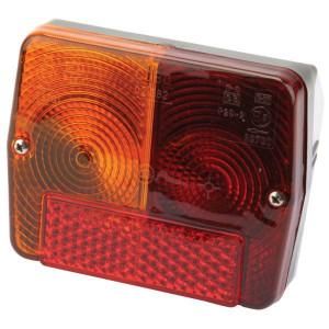 Cobo Achterlicht - 02382000 | 125 mm | 100 mm