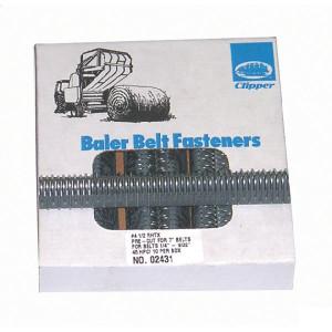 Flexco Riemverbinder set - 02431 | 175 mm | 6.4 7.1 mm | 21 N/mm² N/mm² | 102 mm | 163 mm | Gegalvaniseerd staal