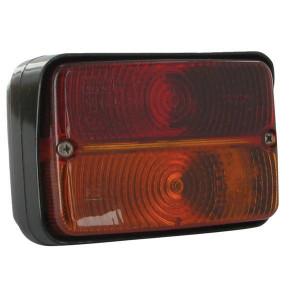 Cobo Achterlicht - 02447000   Opbouw   120 mm