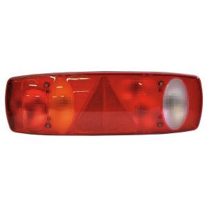 Cobo Achterlamp links - 029300001DX | Opbouw | 439 mm | 145 mm | 2x M6x19,5mm