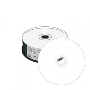 MediaRange CD-R 800MB/ 90min, 48x , inkjet printable, cakebox 25