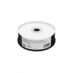 CD-R 900 MB | 100min 48x schrijfsnelheid, volledige oppervlak inkjet printable, Cakebox 25