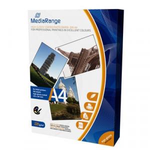 MediaRange High Glossy, Foto papier, inkjet A4, 220gram, 100 vel