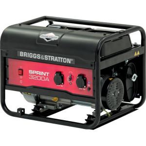 Briggs & Stratton Generator Sprint 3200 A - 030672A | 030672A | 11,4 l ltr. | 196 cm³ | 50 Hz