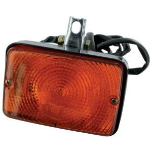Breedtelicht oranje L/R Cobo - 03209000   links / rechts   Opbouw   120 mm   56 mm   Oranje   rechts / links