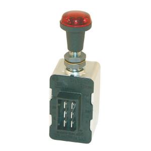 Bosch Alarmlichtschakelaar - 0336851008 | 21 W | 54, 54f, R, L,30, 31 | 4x 21W A