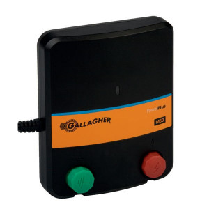 Gallagher PowerPlus M50 - 038332GAL | 4900 V | 3000 V | 0,5 Joule | 0,3 Joule | 0,5 km