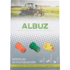 Albuz Catalogus spuitmonden (ES) - 039561ES