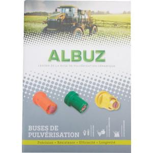 Albuz Catalogus spuitmonden (FR) - 039561FR