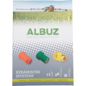 Albuz Catalogus spuitmonden (NL) - 039561NL