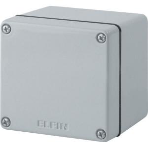 New-Elfin Aluminium kast 92x92mm - 040C09097E | 70 mm