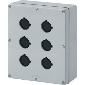 New-Elfin Aluminium kast 170x205mm - 040C17207E | 205 mm | 170 mm | 70 mm