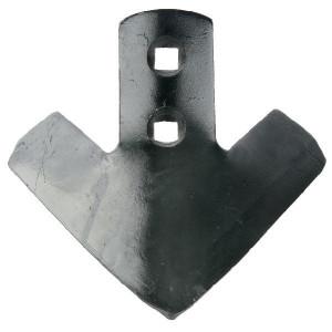 Braun Ganzevoetbeitel 200 mm - 04130