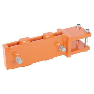 Braun Houder v. steel en ploegijzer - 043681