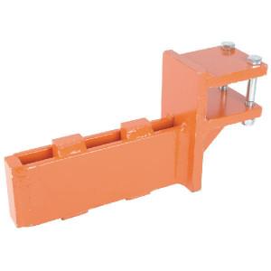 Braun Houder voor steel midden - 04368